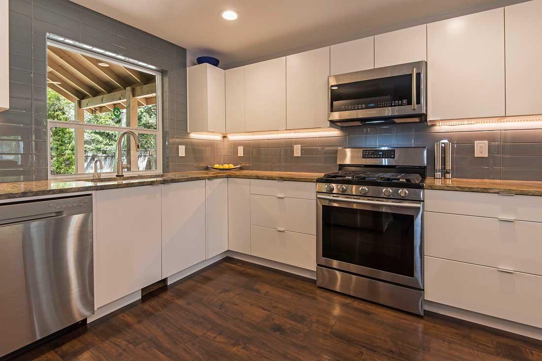 Contemporary Kitchen Cabinet Designs