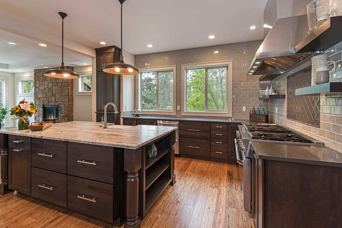 Kitchen Cabinets Oregon - Is A Country Kitchen In Your ...